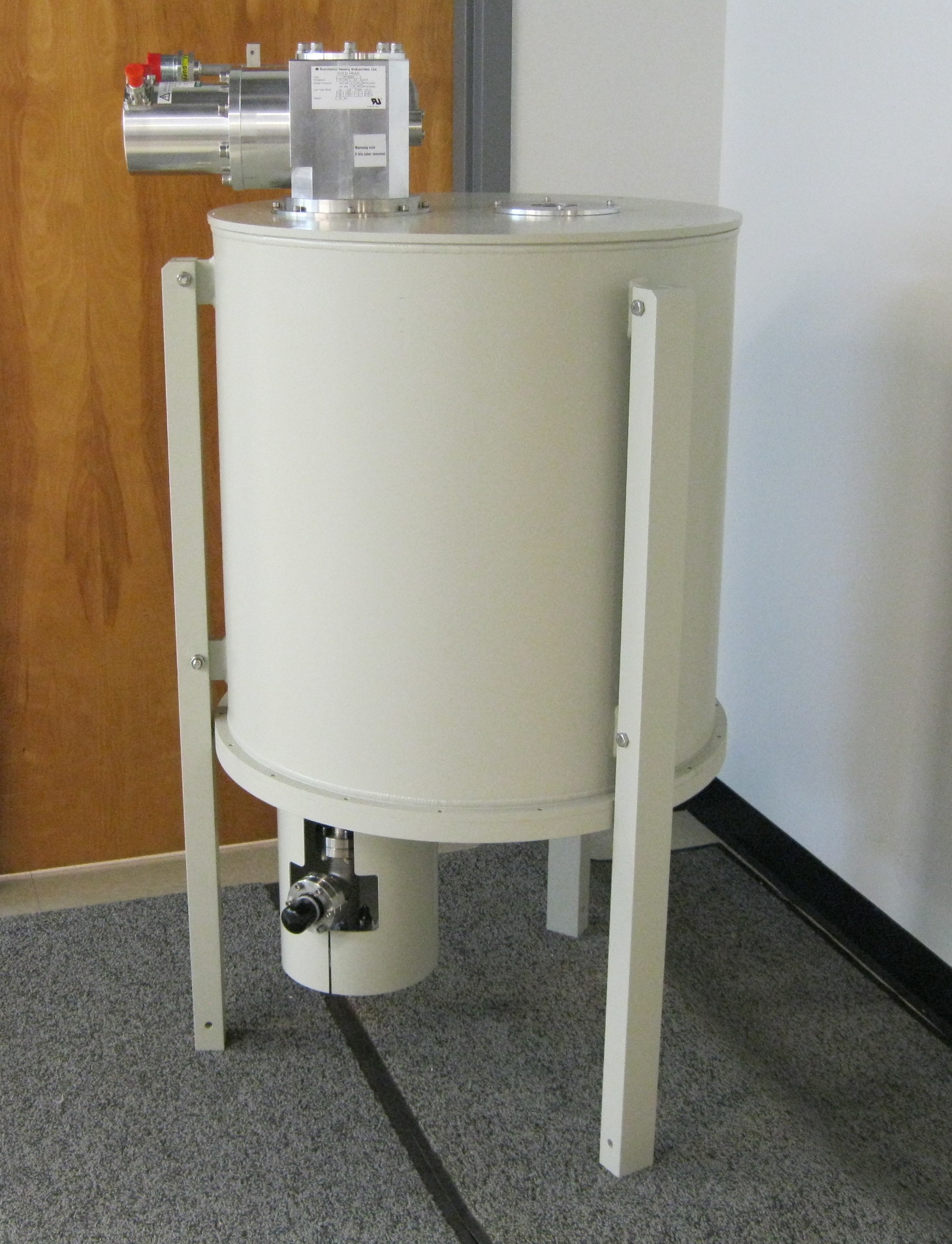 Cryogen-Free 7 T,  54mm,  NMR Magnet